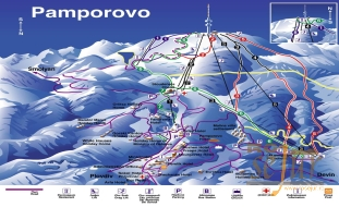 SKI BULGARIA 2018 - 2019 - PAMPOROVO