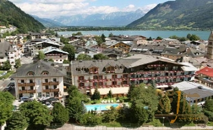 ZELL AM SEE  2014-2015 HOTEL NEUE POST 4*