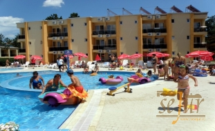 MAXI EARLY BOOKING LITORAL 2019 - EFORIE NORD CLUB DUNAREA 3*