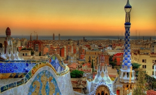 CITY BREAK  BARCELONA 2015